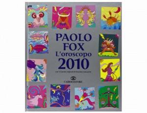 Oroscopo 2010 di Paolo Fox: la copertina