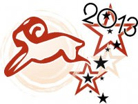 Oroscopo dell'Ariete 2013