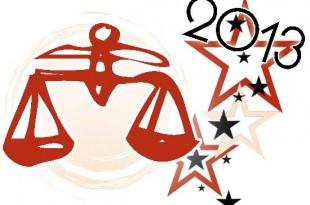 Oroscopo della Bilancia 2013