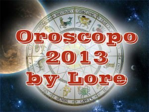 Oroscopo 2013
