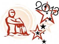 Oroscopo dell'Acquario per l'anno 2013
