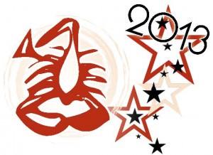 Oroscopo 2013 del segno dello Scorpione