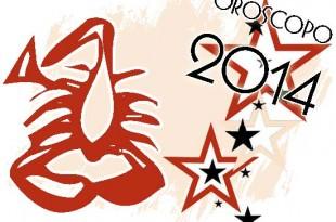 Scorpione oroscopo 2014
