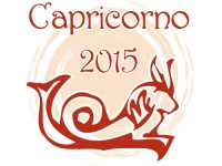 Oroscopo Capricorno 2015