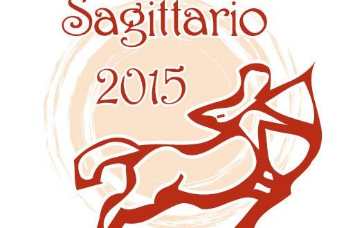 Oroscopo Sagittario 2015