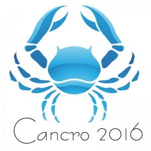 Oroscopo 2016 Cancro