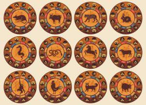 Oroscopo Cinese: i 12 animali