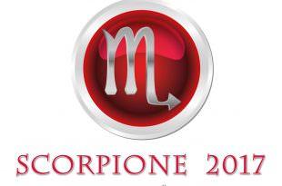 Oroscopo 2017 Scorpione