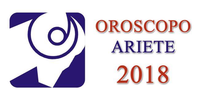 Oroscopo Ariete 2018
