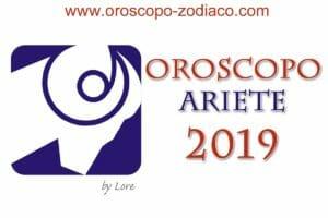 Oroscopo 2019 Ariete