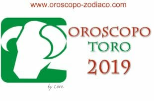 Oroscopo 2019 Toro