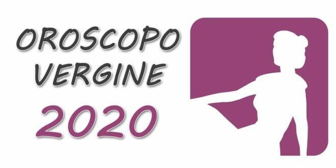 Oroscopo 2020 Vergine