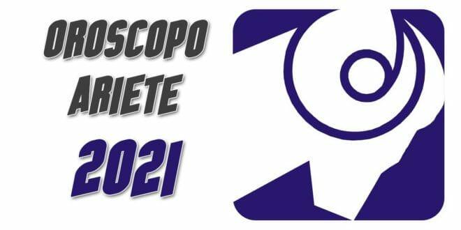 Oroscopo 2021 Ariete